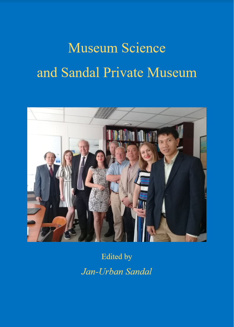 Cover of Museum Science and Sandal Private Museum